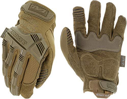 Mechanix Wear Mpt-72-011 Guantes Tácticos Resistentes a los Impactos, Coyote Marrón, X-Large