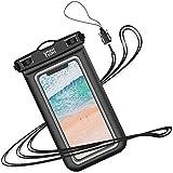 YOSH Waterproof Phone Pouch Waterproof Case Cell phone Dry Bag...