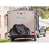 Swagman Horizontal RV Bike Bag, Large for Two Bikes, Black