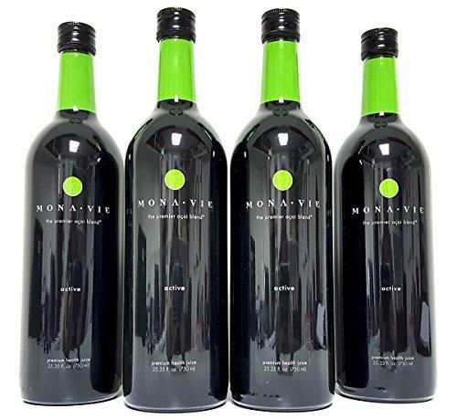 Monavie Active (12 Bottles) 3 cases by MonaVie