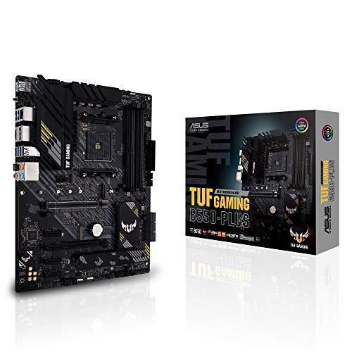ASUS AMD B550 搭載 AM4 対応 マザーボード TUF GAMING B550-PLUS 【ATX】
