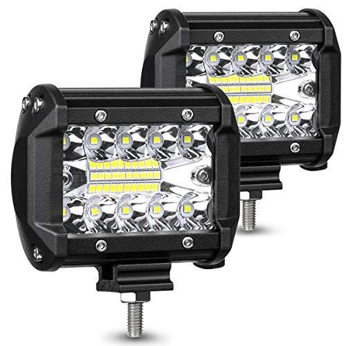 AMBOTHER LED Pods Light Bar 4-Inch...