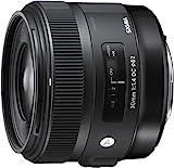 SIGMA 30mm F1.4 DC HSM | Art A013 | Canon EF-Sマウント | APS-C/Super35