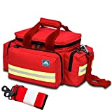 Mobiclinic by Elite Bags, Bolsa ligera para emergencias, Roja