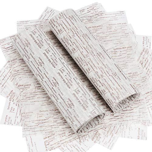 TsunNee - Papel para envolver alimentos, papel encerado impe