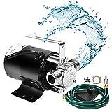 SumpMarine Water Transfer Pump, 115V 330 Gallon Per Hour - Portable...