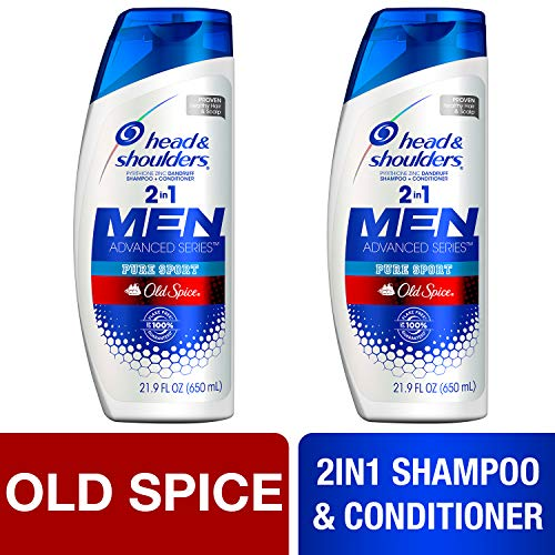 Head and Shoulder Shampoo for Men