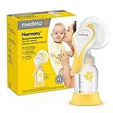 New Medela Harmony Manual Breast Pump, Single Hand Breastpump with...