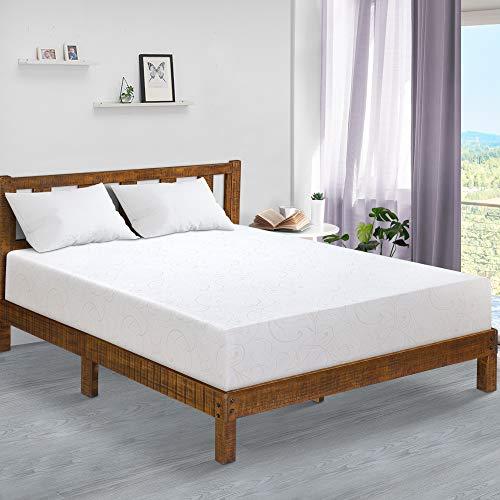 PrimaSleep 11' Dura Gel Deluxe Comfort Memory Foam Mattress, King