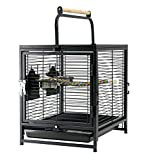United Bird Cage DE Transport Oiseaux Perroquet-Cage D'APPOINT Vacances/WE...