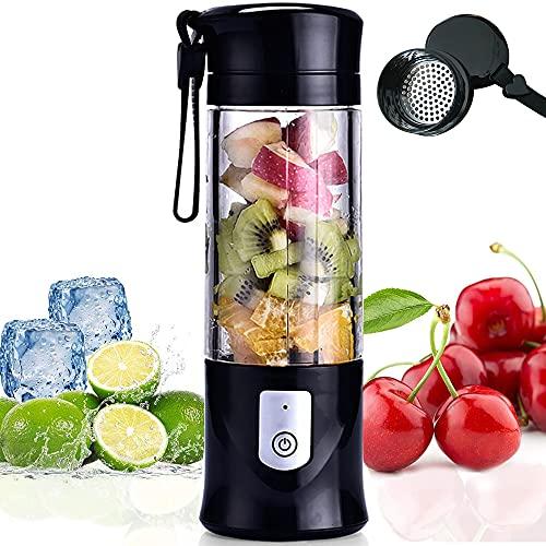 Portable Mixeur des Fruits, Mini Blender USB Pour Smoothie,Milk-shake,Jus...