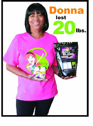 Skinny Jane - 28 Day Weight Loss Challenge - Lose Weight and Slim Your Body - You Can Lose 20 Pounds in Just 28 Days - Everything You Need to Slim Down Fast and Lose Belly Fat (Vanilla, XL) 3