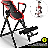 Sportstech Table d'Inversion Multifonctions IT300 Musculation Traction...