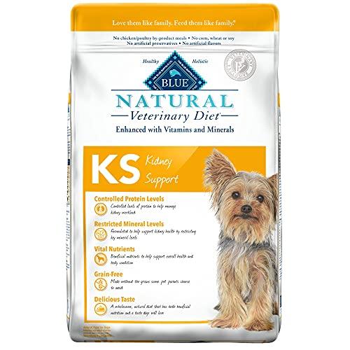 Blue Buffalo Natural Veterinary Diet KS Kidney...