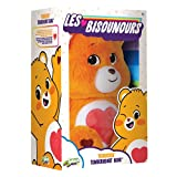Splash Toys- Peluche Bisounours-30cm-Orange, 31508, Orange