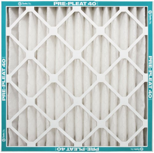 NaturalAire Pre-Pleat 40 Air Filter, MERV 8, 16 x 25 x...