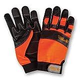 Sägenspezi Schnittschutz Sägenspezi - Handschuhe Größe M / 9 - Forsthandschuh für Motorsäge/Kettensäge