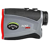 Callaway 300 Pro Slope Laser Golf Rangefinder Enhanced 2021 Model - Now With Added Features