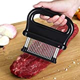 Meat Tenderizer, 48 Stainless Steel Ultra...