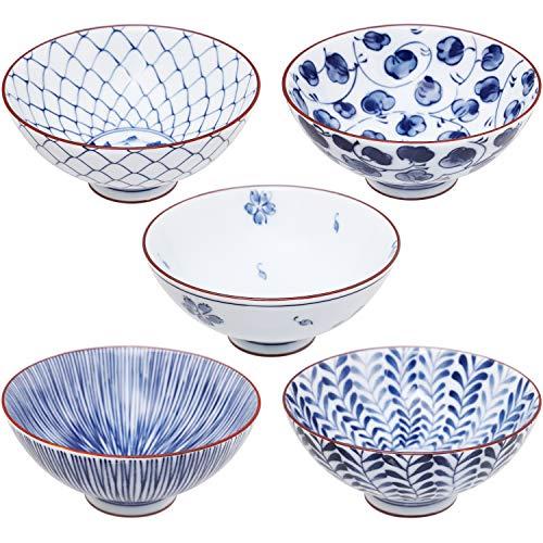 Mino Ware Japanese Pottery Set