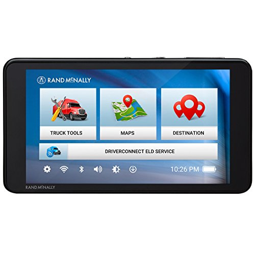 Rand McNally TND 540 LM 5in GPS Truck Navigator...