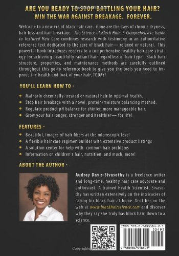 The Science of Black Hair: A Comprehensive Guide to Textured Hair Care 2