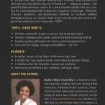 The Science of Black Hair: A Comprehensive Guide to Textured Hair Care 5