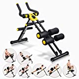 MBB 11 in 1 Home Gym Equipment,Ab Machine,Ab Trainer Abdominal Whole Body Workout Machine,Waist Cruncher,Thighs, Buttocks Shaper,Abdominal,Leg and Arm Exercises
