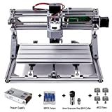 DIY CNC Router Kit, MYSWEETY 3018 GRBL Control Wood Carving Milling...