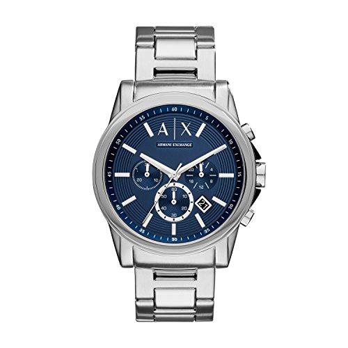 Armani Exchange Herren Analog Quarz Uhr AX2509