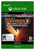 Tom Clancy's The Division 2: Warlords of New York Ultimate - Xbox One [Digital Code] (Software Download)