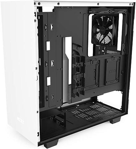 NZXT H510 White & Black 内部構造