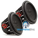 T5.122 - Soundstream 12' 1000W RMS Dual 2-Ohm T5 Series Subwoofer PAIR