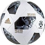 adidas Ekstraklasa TGL Ballon de Football Blanc/Noir/argenté Taille 4