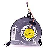 Deal4GO CPU Fan Replacement Cooling Fan for HP Pavilion 15-P 15-V 17-P 17-F 14-P 14-V 15-P030NR 14-V028TX 15-P214DX 767706-001