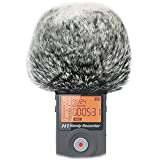 Microphone Furry Windscreen Wind Cover for Zoom H1