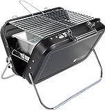 Valiant Nomad Barbecue de pique-nique pliable Noir