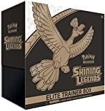 Pokemon Shining Legends Elite Trainer Box Collectible Cards