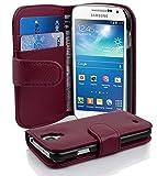 Cadorabo Coque pour Samsung Galaxy S4 Mini ORCHIDÉE Violets Housse de...