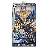 Figurine Thanos Marvel Avengers Titan Hero Series Blast Gear Deluxe de 30 cm,...