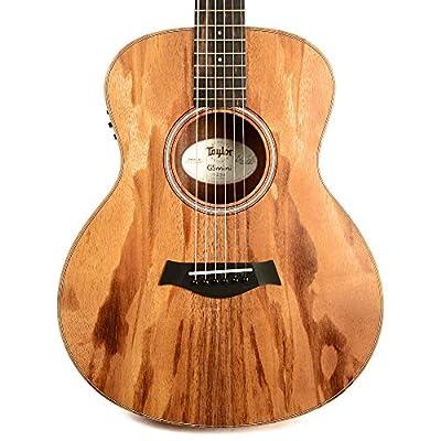 "Body Body shape: Other Cutaway: Non-cutaway Top: Hawaiian koa Back and sides: Layered koa Bracing pattern: Other Body finish: Varnish Orientation: Right handed Neck Shape: Other Nut width: 1.687"" (42.8mm) Fingerboard: Ebony Wood: Tropical mahogany Sc..."