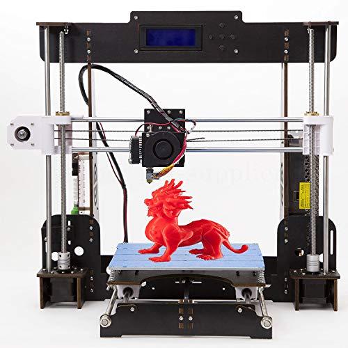 Offi ceink A8 Impresora 3d Kit DIY Marco de madera alta prec