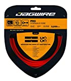 Jagwire - Pro Hydraulic Disc Brake Hose Kit | for Road, Gravel, MTN Bikes | Requires Pro Quick Fit Kit Quick-Fit Kit | 3000 mm | Orange