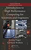 Introduction to High Performance Computing for Scientists and Engineers (Chapman & Hall/CRC Computational Science)