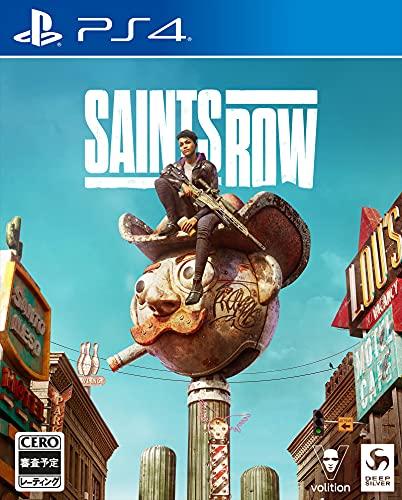 Saints Row (セインツロウ)- PS4【初回封入特典】The Idols Anarchy Pack