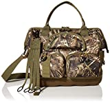 Allen Company Gear Fit Pursuit Punisher Waterfowl Hunting Blind Bag, Purpose-Built Storage for Hunting Gear, 18 L x 13.5 W x 12 H inches, Realtree Max-5 Camo
