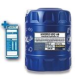 MANNOL Hydro ISO 46 Mineralöl 20L MN2102-20