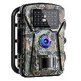 APEMAN Trail Camera 16MP 1080P No-Glow Infrared Night Vision Hunting Camera for Wildlife Monitoring,...