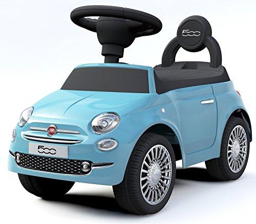 FIAT公認 足けり乗用玩具 フィアット500 FIAT500 足けり玩具 ST基準適合検査合格 (ブルー)