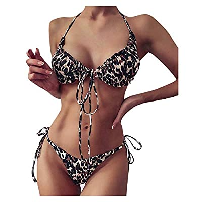 【Material】Made of 82% Polyester + 18% Spandex, soft and feel comfortable, super cute. ▶▶women bathing suits high waisted women bathing suit open back women bathing suit top womens bathing suit bikini womens bathing suit high waisted womens bathing su...